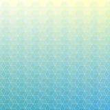 Fondo poligonale del mosaico, illustrazione di vettore, progettazione di affari Fotografia Stock