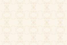 Fondo poner crema con el modelo beige Imágenes de archivo libres de regalías