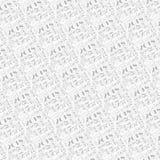 Fondo por 2018 años Textura de los cuadros 2018 Víspera de Todos los Santos Foto de archivo libre de regalías