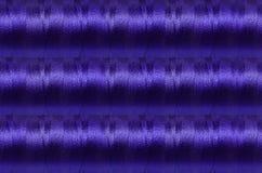 Fondo porpora blu scuro di struttura del filo Fotografie Stock