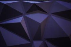 Fondo porpora geometrico moderno di struttura Immagini Stock