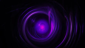 Fondo porpora scuro con i cerchi Fotografia Stock