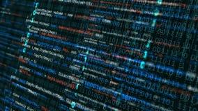 Fondo programado del código