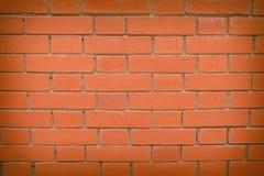 Fondo pulito e nuovo del muro di mattoni, fine su fotografia stock