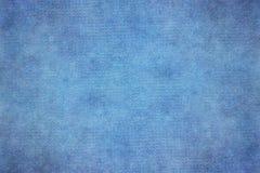Fondo punteado azul de la textura del grunge Imagenes de archivo