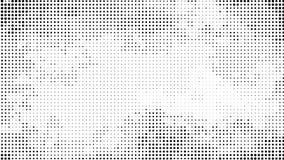 Fondo punteado tono medio Modelo de semitono del vector del efecto Circ libre illustration
