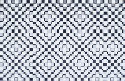 Fondo quadrato bianco del controllore, struttura fotografie stock