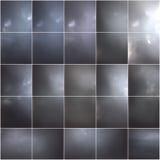 Fondo quadrato dell'estratto delle mattonelle Immagini Stock Libere da Diritti