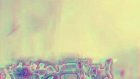Fondo que brilla de lujo del Cyberpunk dinámico casual ilustración del vector