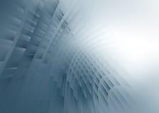 Fondo que brilla intensamente suave gris ilustración del vector
