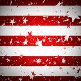 Fondo que simula el indicador americano fotografía de archivo libre de regalías