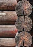 Fondo rústico de madera resistido Foto de archivo libre de regalías