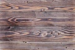Fondo rústico de madera resistido Fotografía de archivo libre de regalías