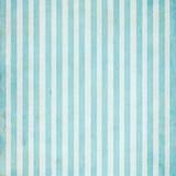 Fondo rayado azul Imagen de archivo