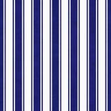 Fondo rayado azul y blanco de la repetición del modelo de la teja Imagen de archivo libre de regalías