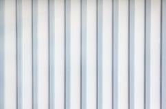 Fondo rayado azul y blanco de tablones, de la lengua y de g de madera Fotografía de archivo libre de regalías