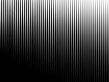 Fondo rayado blanco y negro Fotos de archivo