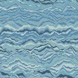 Fondo rayado del vector Ondas abstractas del color Oscilación de la onda acústica Líneas encrespadas enrrolladas Textura ondulada Fotos de archivo libres de regalías