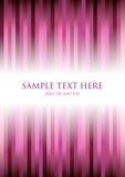 Fondo rayado rosado Imágenes de archivo libres de regalías