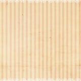 Fondo rayado rosado con el ajuste del cordón Imagen de archivo
