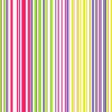 Fondo rayado vertical de los colores fluorescentes Imagenes de archivo