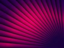 Fondo rayado violeta del vector Fotografía de archivo