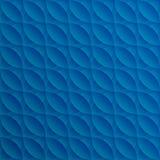 Fondo realista azul de la superficie 3d Imágenes de archivo libres de regalías