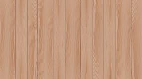 Fondo realista de los tablones de madera Textura hermosa de Foto de archivo