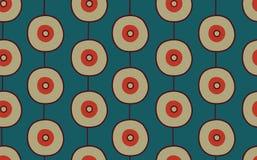 Fondo retro abstracto Imagen de archivo