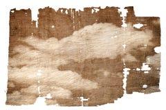 Fondo retro con las nubes Imagenes de archivo