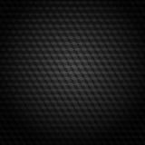 Fondo retro del cubo negro Foto de archivo
