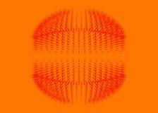 Fondo retro del punto ilustración del vector