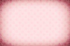 Ejemplo rosado del fondo del círculo stock de ilustración
