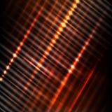 Fondo rojo abstracto Foto de archivo libre de regalías