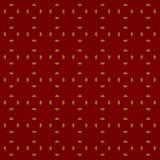 Fondo rojo abstracto Fotografía de archivo libre de regalías