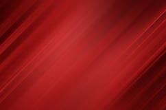Fondo rojo abstracto del movimiento Foto de archivo libre de regalías