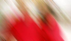 Fondo rojo borroso Imagen de archivo