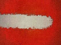 Fondo rojo con el espacio vacío para el texto/el lema foto de archivo