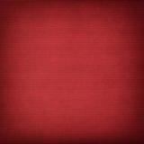 Fondo rojo con el modelo rayado y la ilustración Fotografía de archivo