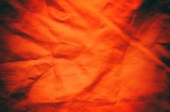 Fondo rojo de la materia textil Fotos de archivo libres de regalías