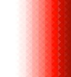 Fondo rojo de la rejilla Fotografía de archivo