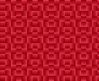 Fondo rojo de la textura Ilustración del Vector