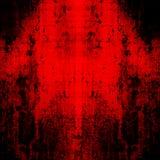 Fondo rojo de la textura de Grunge Fotografía de archivo libre de regalías