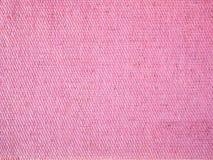 Fondo rojo de la textura de la estera Fotografía de archivo