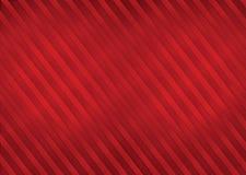 Fondo rojo de las cintas Fotografía de archivo