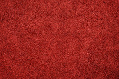 Fondo rojo del extracto de la Navidad de la textura del brillo Fotografía de archivo
