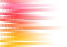 Fondo rojo del extracto del pixel de la velocidad Foto de archivo