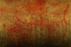 Fondo rojo del grunge Imagen de archivo libre de regalías