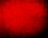 Fondo rojo del metal Imagen de archivo libre de regalías