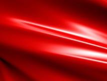 Fondo rojo del terciopelo Foto de archivo